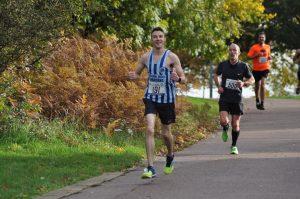Enter Stevenage Half Marathon